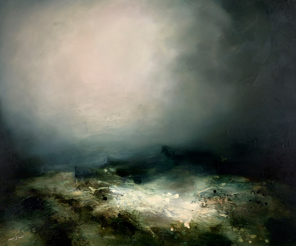 Arise by neil nelson -  sized 47x39 inches. Available from Whitewall Galleries